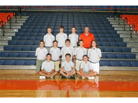Boys JV Golf