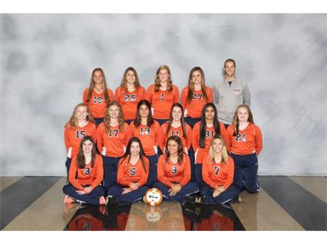 Girls Sophomore Volleyball