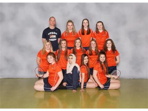 Sophomore Badminton