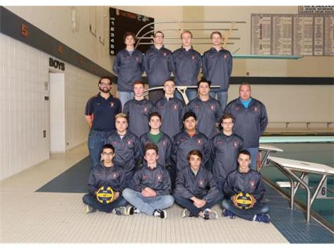 Boys JV Water Polo