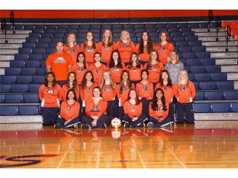 Girls Freshmen Volleyball