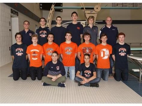 Boys Varsity Swim & Dive
