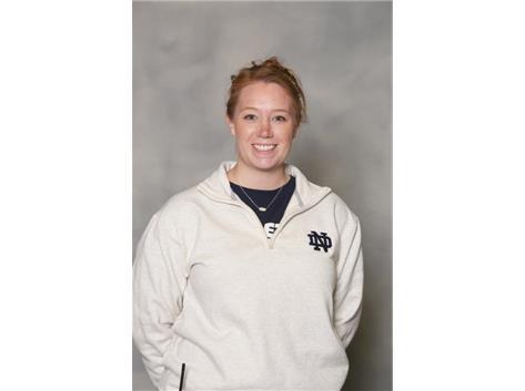 Athletic Trainer Emily O'Toole