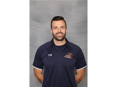 Basketball Boys Coach Eric Malone