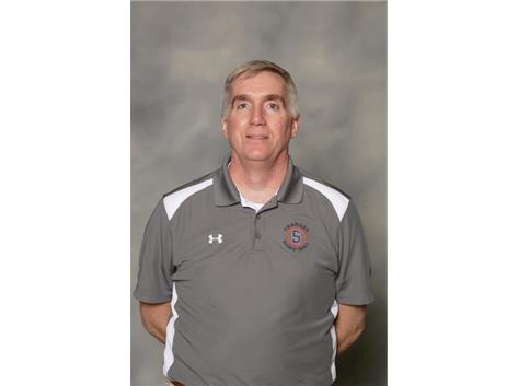 Basketball Girls Coach Tim Conrath