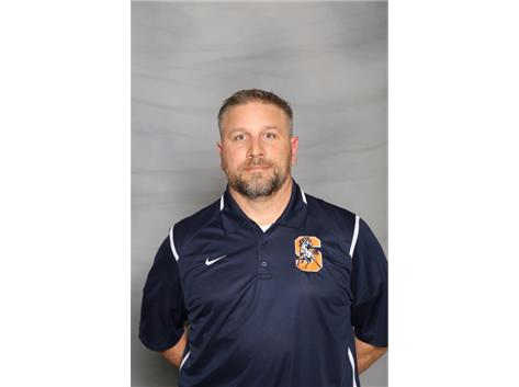 Bowling Boys Coach Brian Buglio