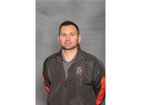 Bowling Girls Coach Rich Kowalczyk