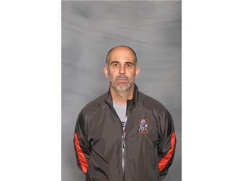 Bowling Girls Head Coach Dan Carrier