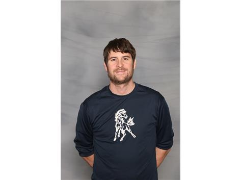 Special Olympics Coach Tom Syska
