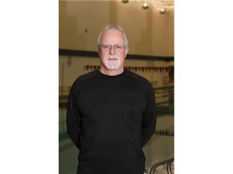 Swim & Dive Boys Coach John Kentner