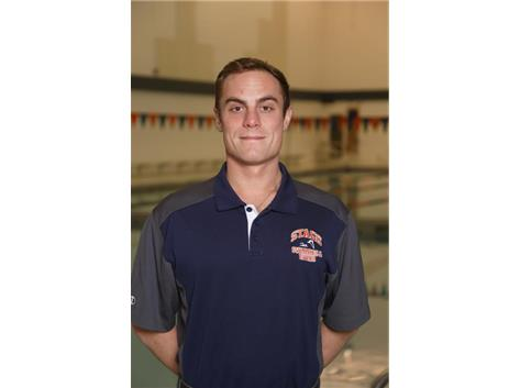 Swim & Dive Boys Coach Mike Butkas