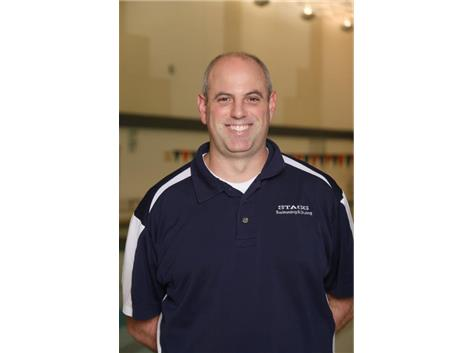 Swim & Dive Boys Head Coach Jason Carr