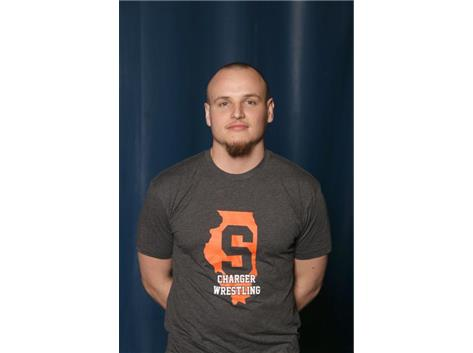 Wrestling Coach Mike Grice