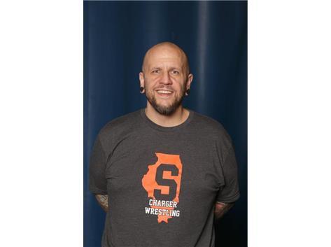 Wrestling Coach Kevin Renner