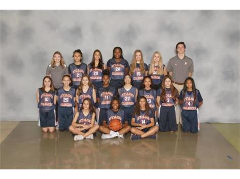 GIRLS FRESHMEN BASKETBALL