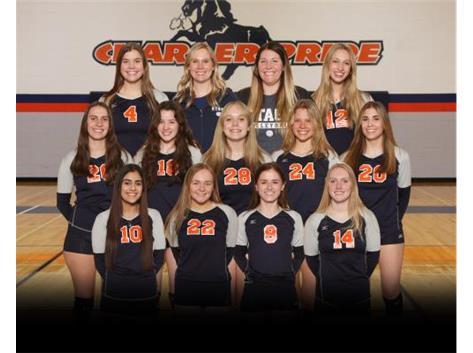 Girls Varsity Volleyball