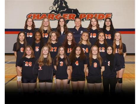 Girls F Volleyball