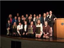 SHS Speech Team - IHSA Regional Champs!
