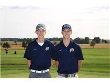 2020 Boys Golf Captains