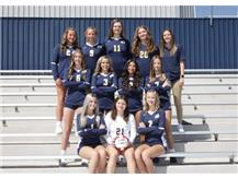 2021 Sophomore Volleyball