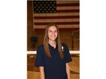 2021 Sophomore Volleyball Head Coach Alexis Herrera