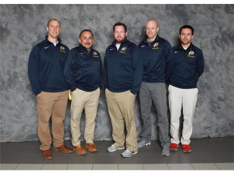 2018 Boy's Track and Field Coaches