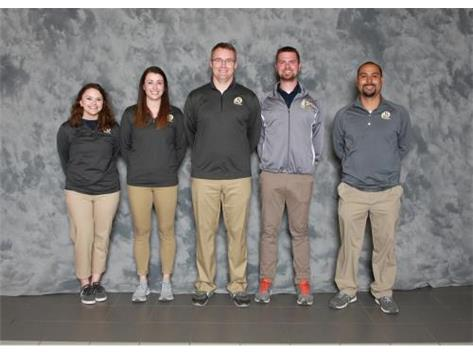 2018 Girl's Track and Field Coaches