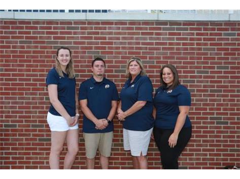 2019 Volleyball Coaching Staff