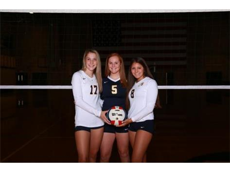 2019 Volleyball Captains