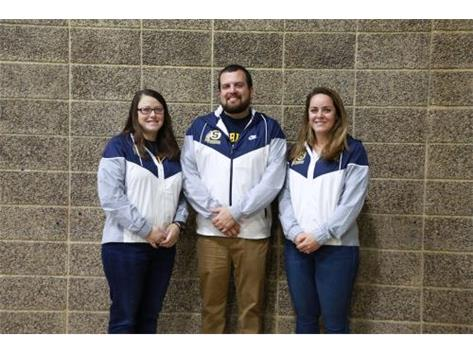 2019-20 Boys Swimming Coaching Staff