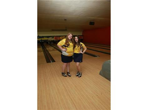 2019-20 Girls Bowling Captains