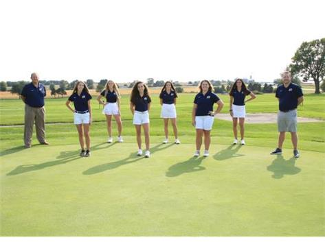 2020 Girls Golf