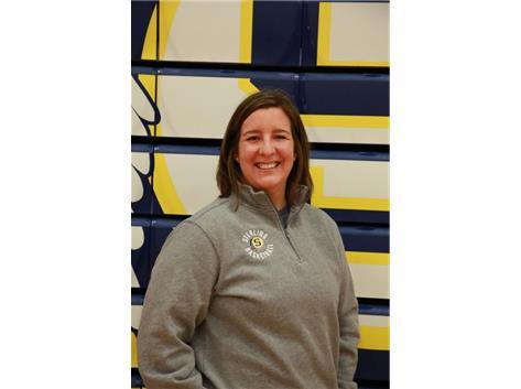 2020-21 Varsity Girls Basketball Head Coach Taylor Jackson