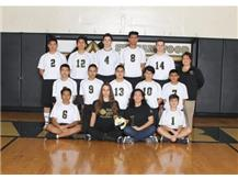 Junior Varsity Boys Volleyball