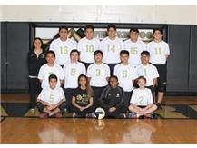 Freshmen Boys Volleyball