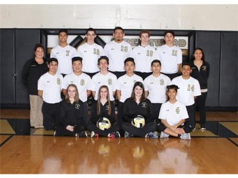 Varsity Boys Volleyball