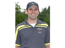 Head Golf Coach Nick Gerndt