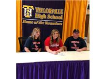 Megan Behl headed to Lincoln Land