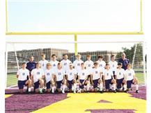 2021-2022 Boys Soccer Team