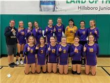 2021-2022 Hillsboro Tournament Champs