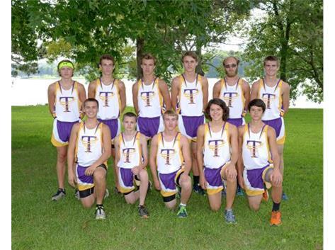 2016 Boys CC team
