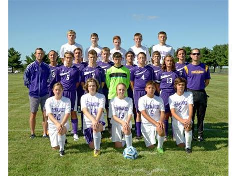 2016 Soccer Team