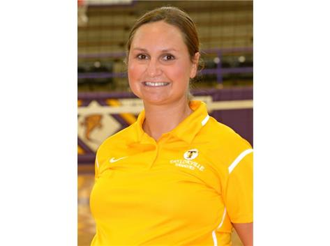 Head Coach - Kim Peabody