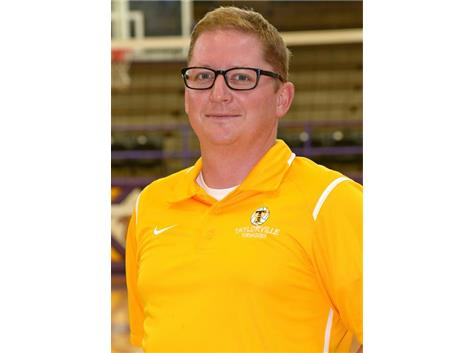 Vol. Asst. Coach Matt Peabody