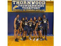 Girls Basketball Seniors