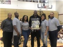 2020 Girls' Basketball Staff IHSA Regional Championship Game