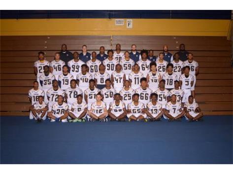 2017 - 2018 Varsity Football Team