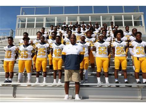 19-20 Varsity Boys Football