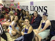 Swim did great at their first meet at St. Viator!
