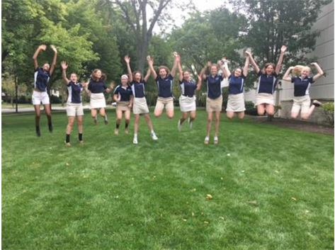 Golf team is excited for 2017!